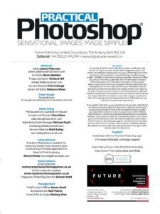 Practical Photoshop – July 2019