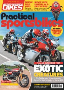 Practical Sportsbikes – July 2019