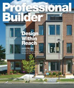 Professional Builder – June 2019