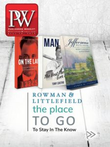Publishers Weekly – June 10, 2019