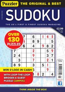 Puzzler Sudoku – June 2019