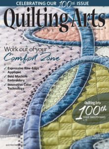 Quilting Arts – August-September 2019