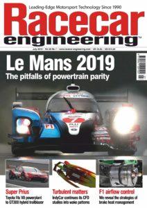 Racecar Engineering – July 2019