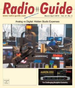 Radio Guide – March-April 2019
