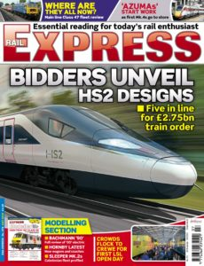 Rail Express – July 2019