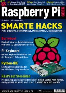 Raspberry Pi Geek – Juni 2019