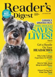 Readers Digest Canada – July-August 2019