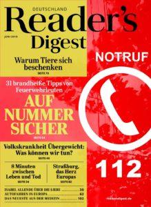 Readers Digest Germany – Juni 2019
