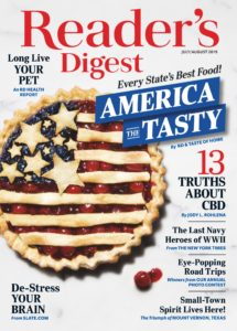 Readers Digest USA – July-August 2019