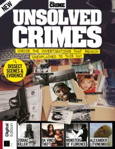 Real Crime Book of Unsolved Crimes – June 2019