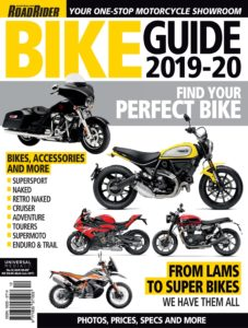 Road Rider Bike Guide – June 2019