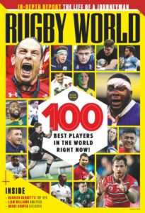 Rugby World – August 2019