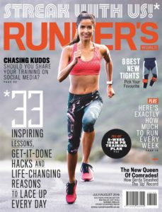 Runners World South Africa – July-August 2019