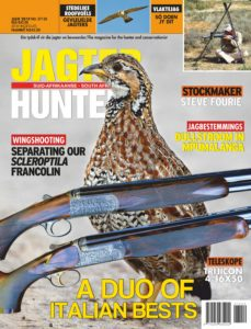 SA Hunter Jagter – July 2019