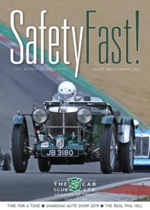 Safety Fast! – June 2019