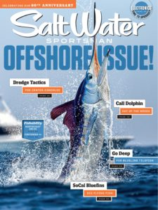 Salt Water Sportsman – July 2019
