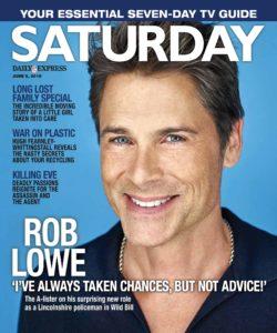 Saturday Magazine – June 08, 2019