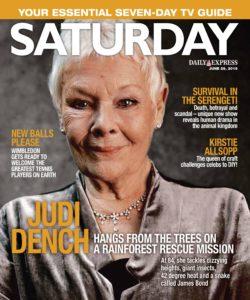 Saturday Magazine – June 29, 2019