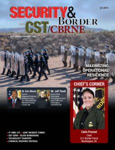 Security & Border and CST-CBRNE – Q1, 2019
