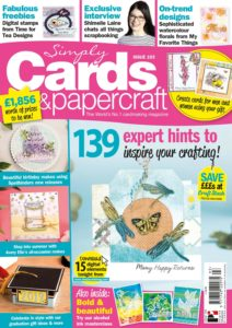 Simply Cards & Papercraft – June 2019