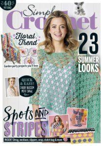 Simply Crochet – November 2019