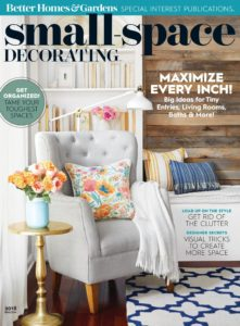 Small Space Decorating – January 2018