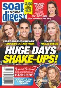 Soap Opera Digest – July 08, 2019