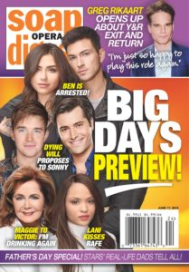 Soap Opera Digest – June 17, 2019