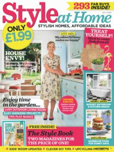 Style at Home UK – July 2019