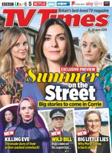 TV Times – 08 June 2019