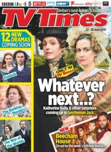 TV Times – 22 June 2019