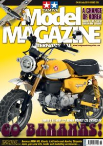 Tamiya Model Magazine – July 2019