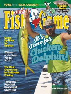 Texas Fish & Game – July 2019