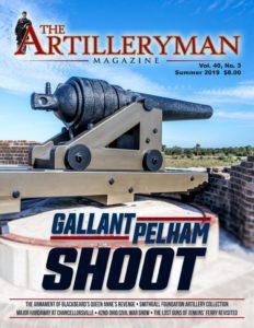 The Artilleryman – Summer 2019