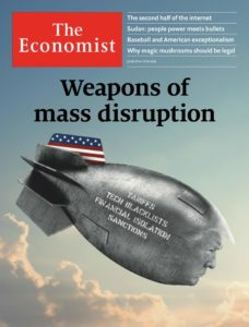 The Economist Continental Europe Edition – June 08, 2019