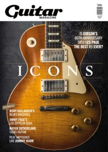 The Guitar Magazine – July 2019