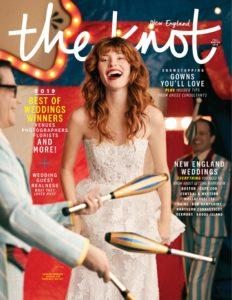 The Knot New England Weddings Magazine – Fall-Winter 2019