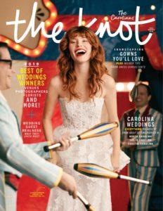 The Knot The Carolinas Weddings Magazine – Fall-Winter 2019