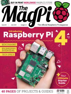 The MagPi – July 2019