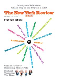 The New York Review of Books – July 18, 2019