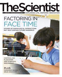The Scientist – June 2013