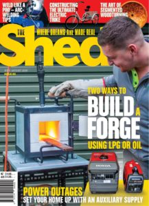 The Shed – July-August 2019