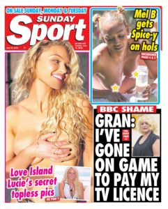 The Sunday Sport – June 16, 2019