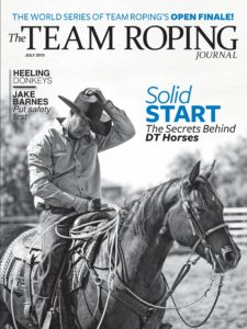 The Team Roping Journal – July 2019