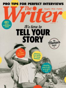 The Writer – August 2019