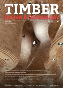 Timber Design & Technology Middle East – June 2019