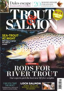 Trout & Salmon – August 2019