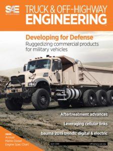 Truck & Off-Highway Engineering – April 2019