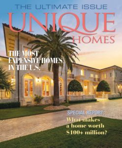 Unique Homes Magazine – Ultimate 2019