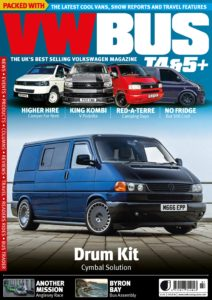 VW Bus T4&5+ – May 2019
